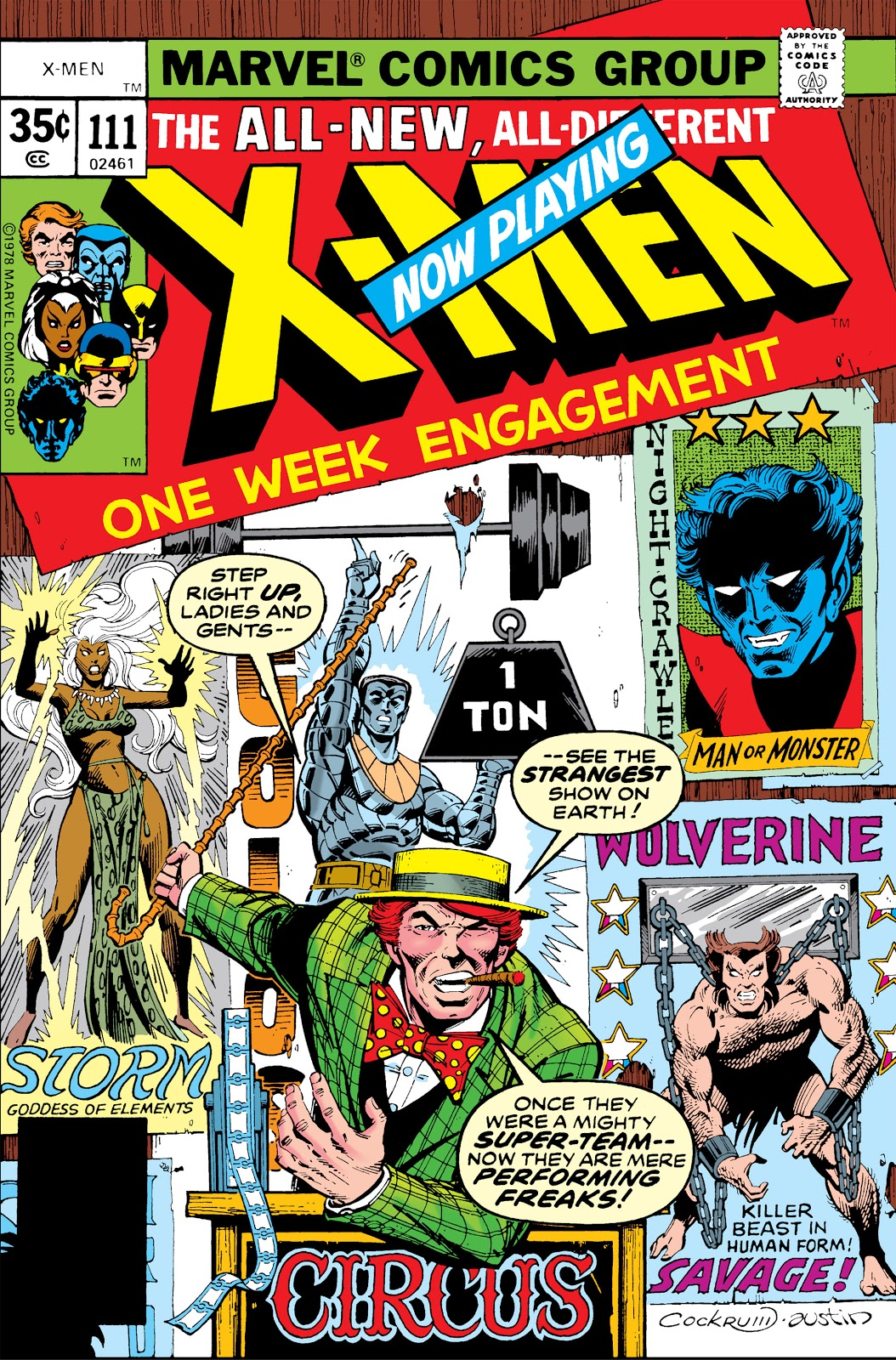 Marvel Masterworks: The Uncanny X-Men Vol 1 3