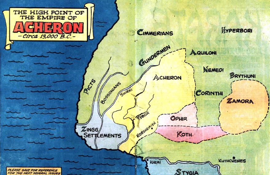 Acheron (Hyboria)