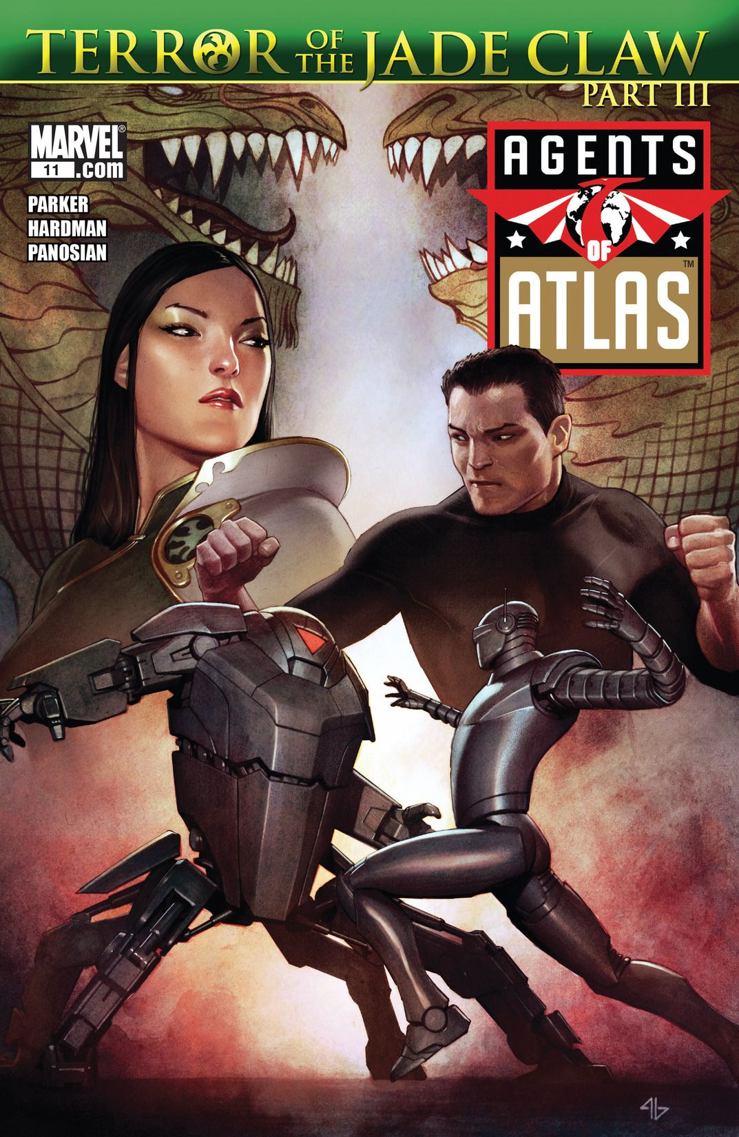 Agents of Atlas Vol 2 11