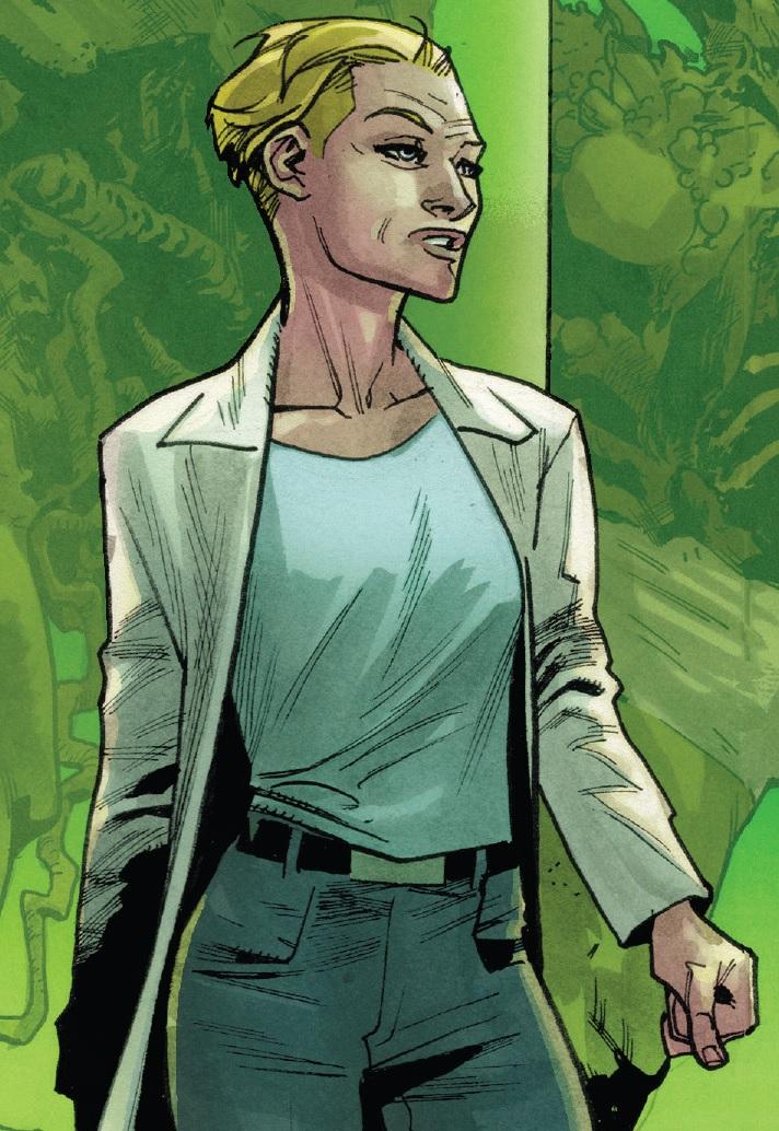 Aliana Alba (Earth-616)