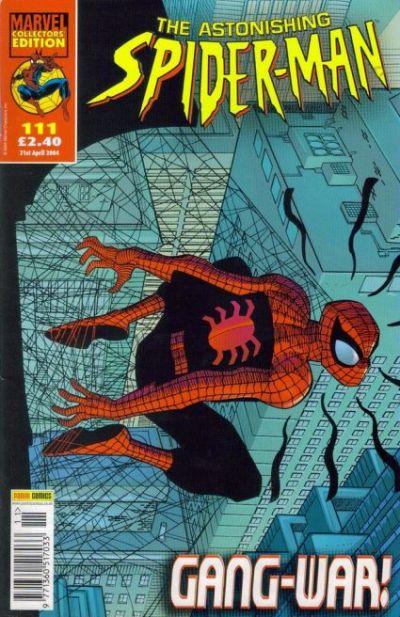 Astonishing Spider-Man Vol 1 111