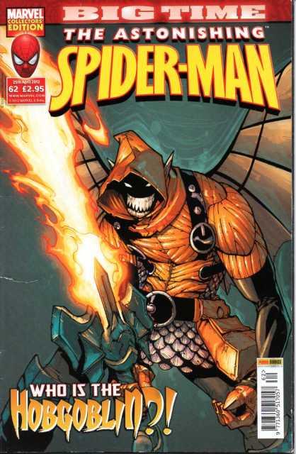 Astonishing Spider-Man Vol 3 62