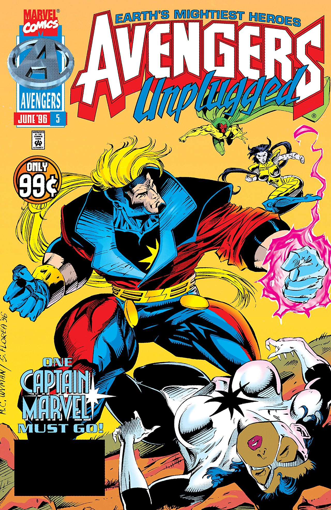 Avengers: Unplugged Vol 1 5
