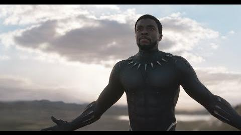 Black Panther Teaser Trailer