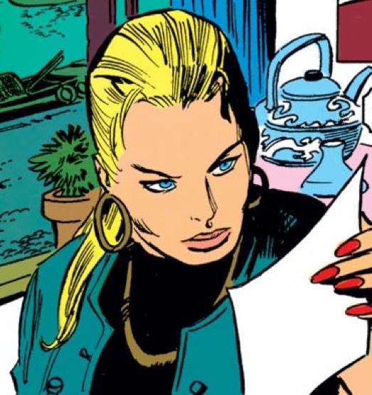 Brigitte Lahti (Earth-616)