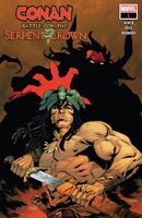 Conan Battle for the Serpent Crown Vol 1 1