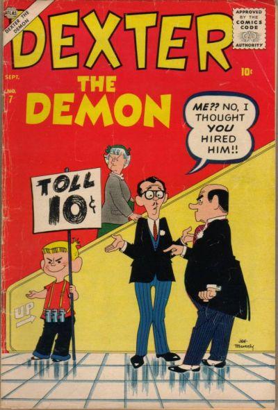 Dexter the Demon Vol 1