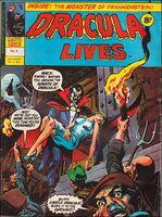 Dracula Lives (UK) Vol 1 9