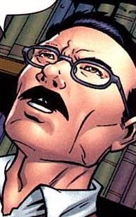 Edward Busha (Earth-616)
