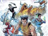 Heroes Reborn: Weapon X & Final Flight Vol 1 1