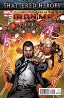 Invincible Iron Man Vol 1 511
