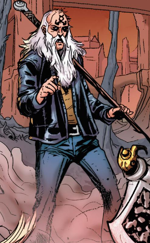 Jack Craw (Earth-616)