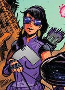 Katherine Bishop (Earth-18138) from Cosmic Ghost Rider Vol 1 3 001