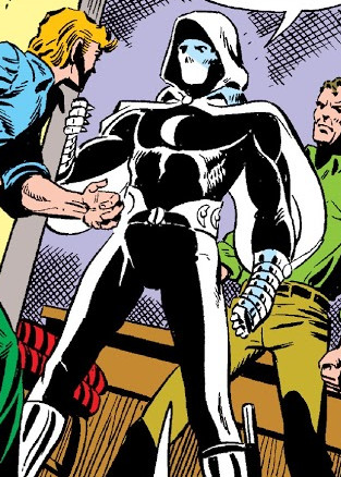 Moon Knight's Suit/Gallery