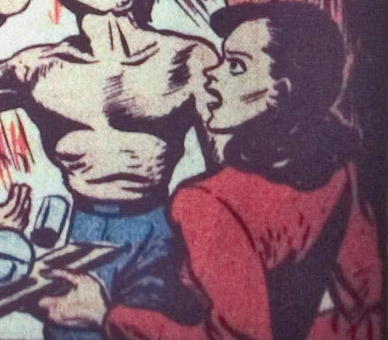 Martha Davis (Earth-616)