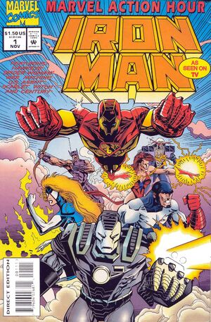 Marvel Action Hour, featuring Iron Man Vol 1 1.jpg