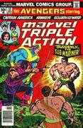 Marvel Triple Action Vol 1 32