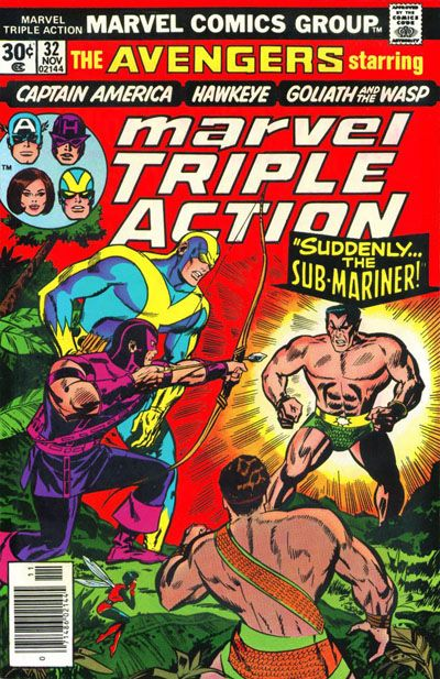 Marvel Triple Action Vol 1 32