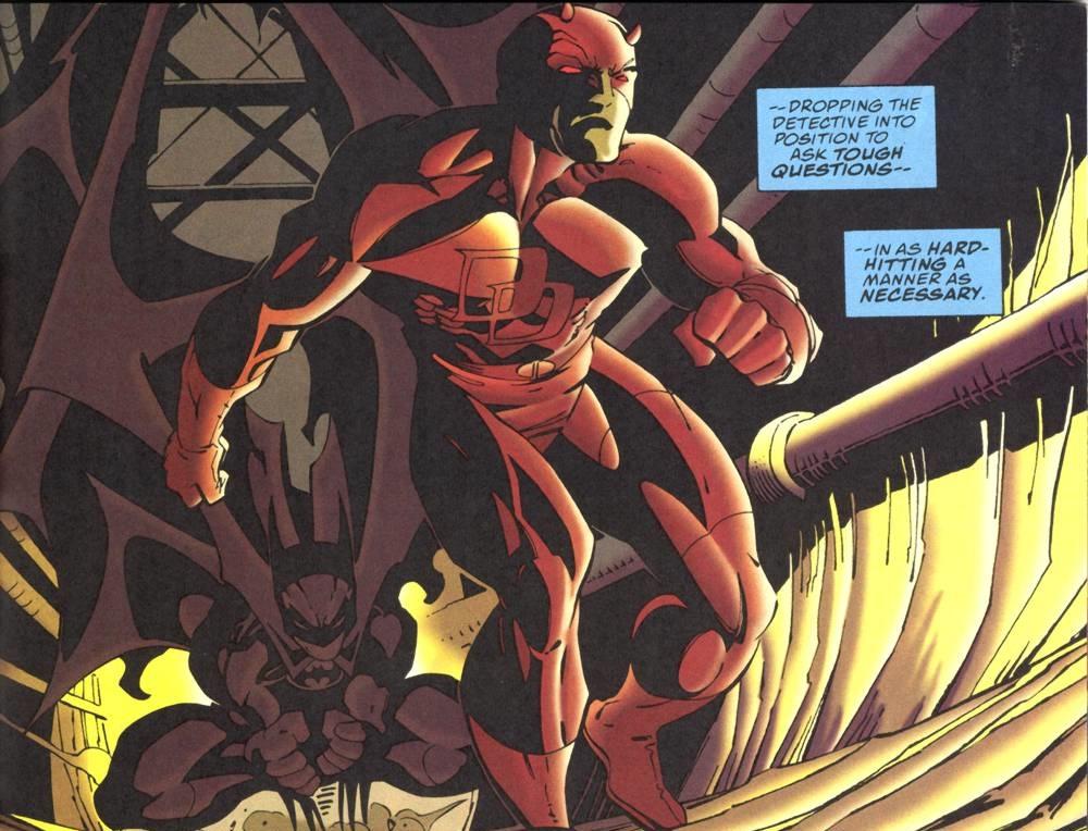 Matthew Murdock (Earth-7642) and Bruce Wayne (Earth-7642) from Daredevil Batman Vol 1 1 001.jpg