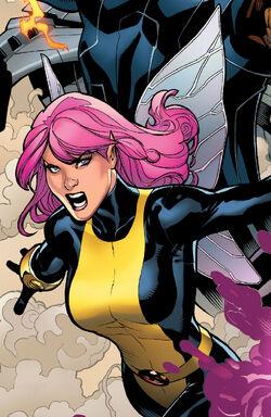 Megan Gwynn (Earth-616) from Secret Invasion X-Men Vol 1 2 cover.jpg