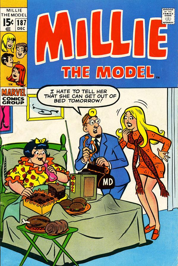 Millie the Model Vol 1 187