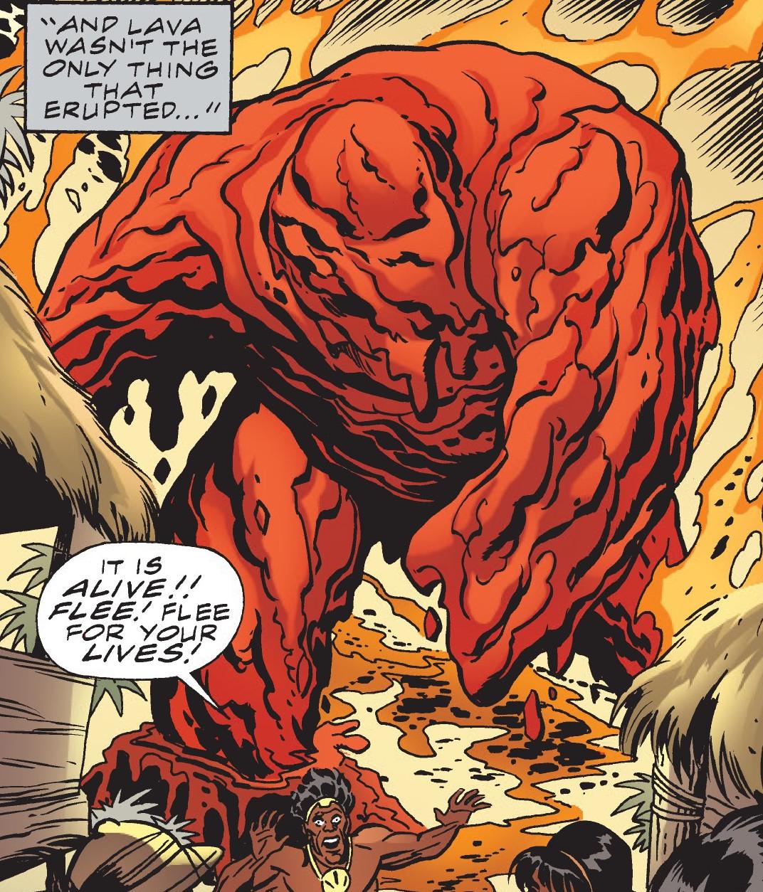 Molten Man-Thing (Earth-616) from Marvel Universe Vol 1 4 0001.jpg