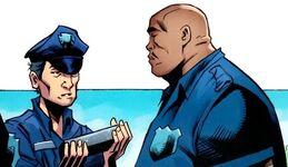 New York City Police Department (Earth-TRN207)