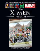 Official Marvel Graphic Novel Collection Vol 1 24