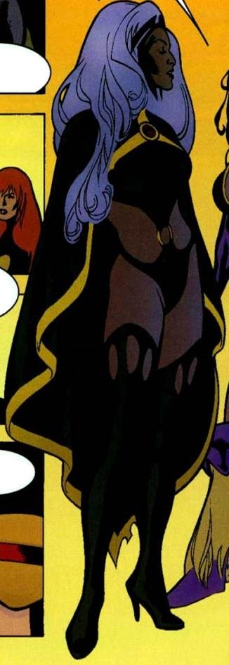 Ororo Munroe (Earth-7642)