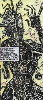 Ororo Munroe (Earth-8591)