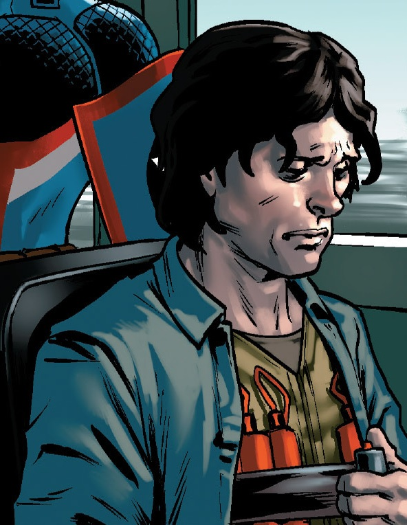 Robert Tomlin (Earth-616)