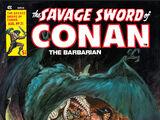 Savage Sword of Conan Vol 1 21