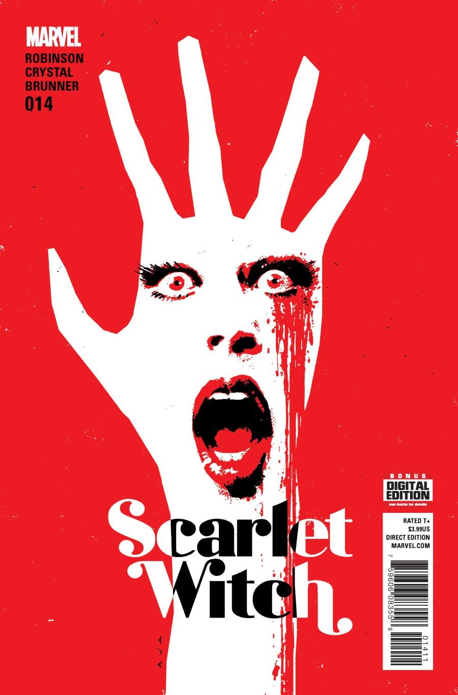 Scarlet Witch Vol 2 14