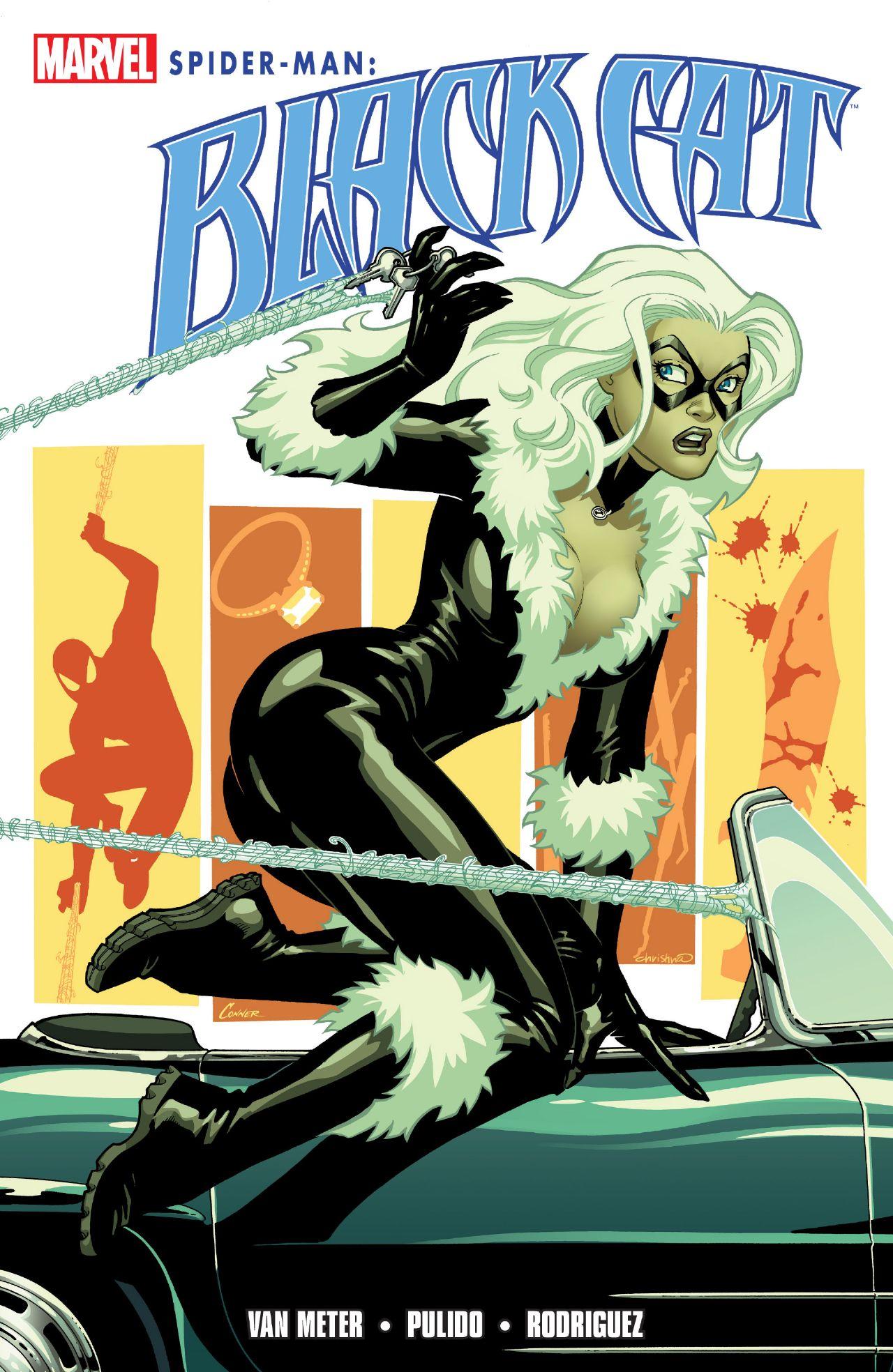 Spider-Man: Black Cat TPB Vol 1 1