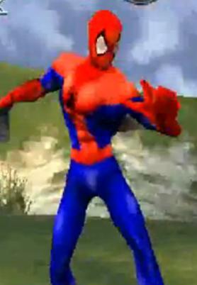 Peter Parker (Earth-TRN169)