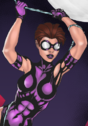 Spider-Woman (Mattie Franklin) from Spider-Man Unlimited (video game) 001.png