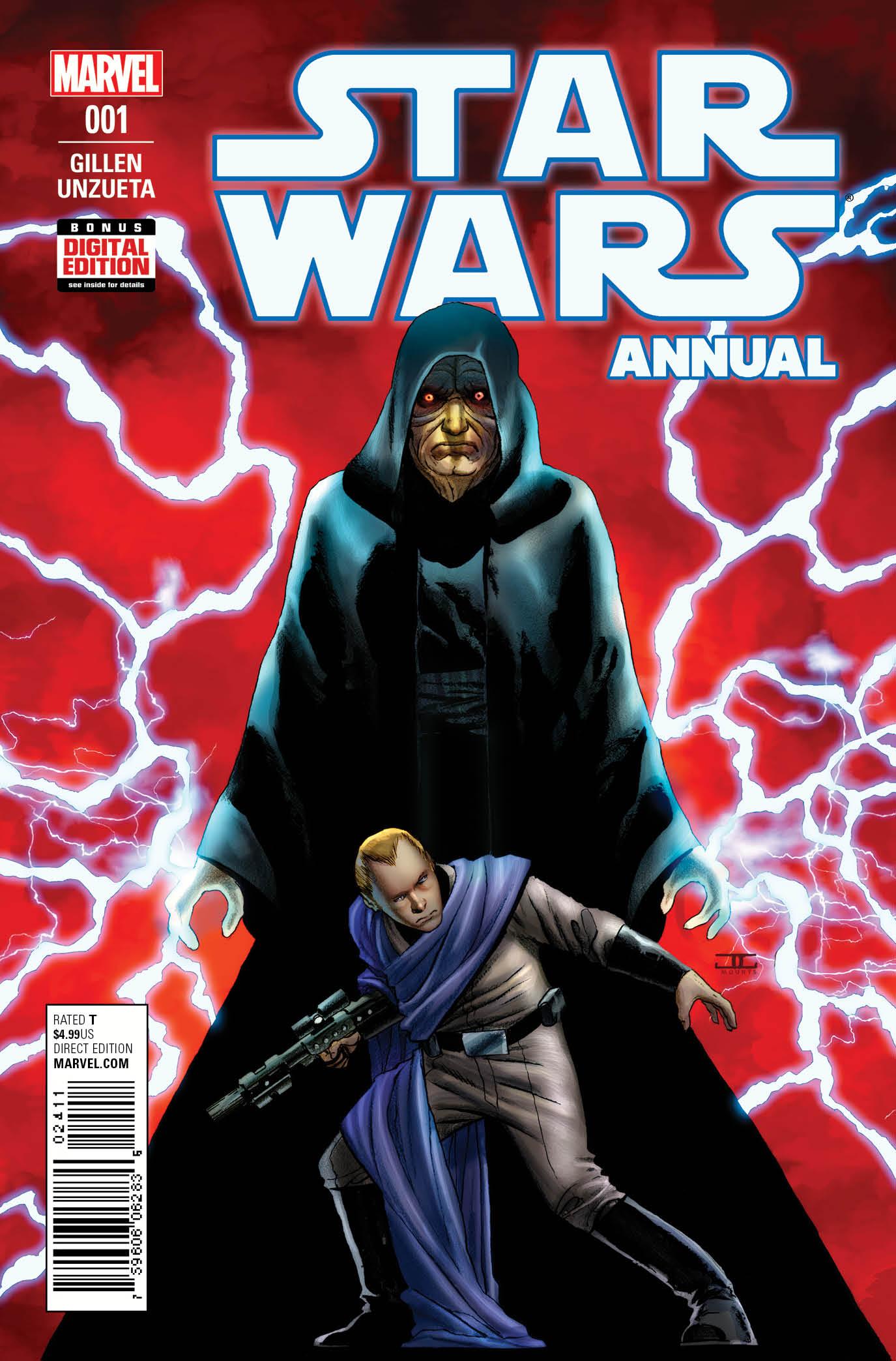 Star Wars Annual Vol 2 1