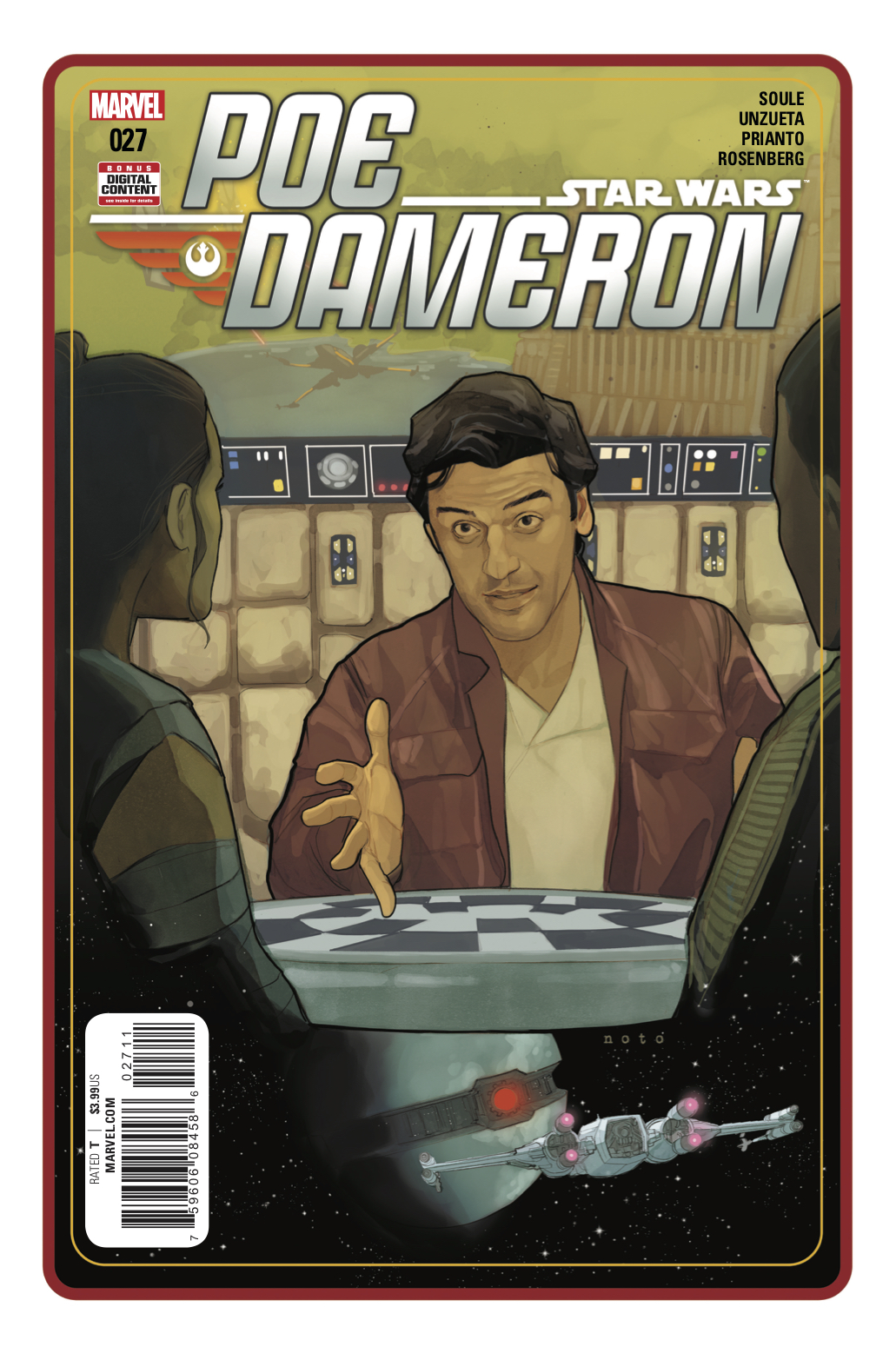 Star Wars: Poe Dameron Vol 1 27