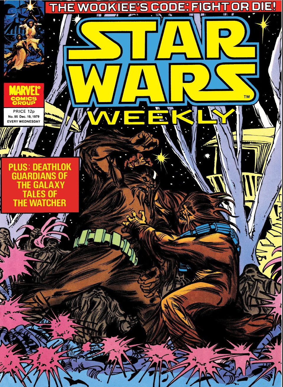 Star Wars Weekly (UK) Vol 1 95