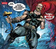 Thor Odinson (Earth-616) from War of the Realms Strikeforce The Land of Giants Vol 1 1 001