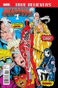 True Believers Deadpool Vol 1 1
