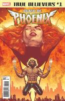 True Believers Death of Phoenix Vol 1 1