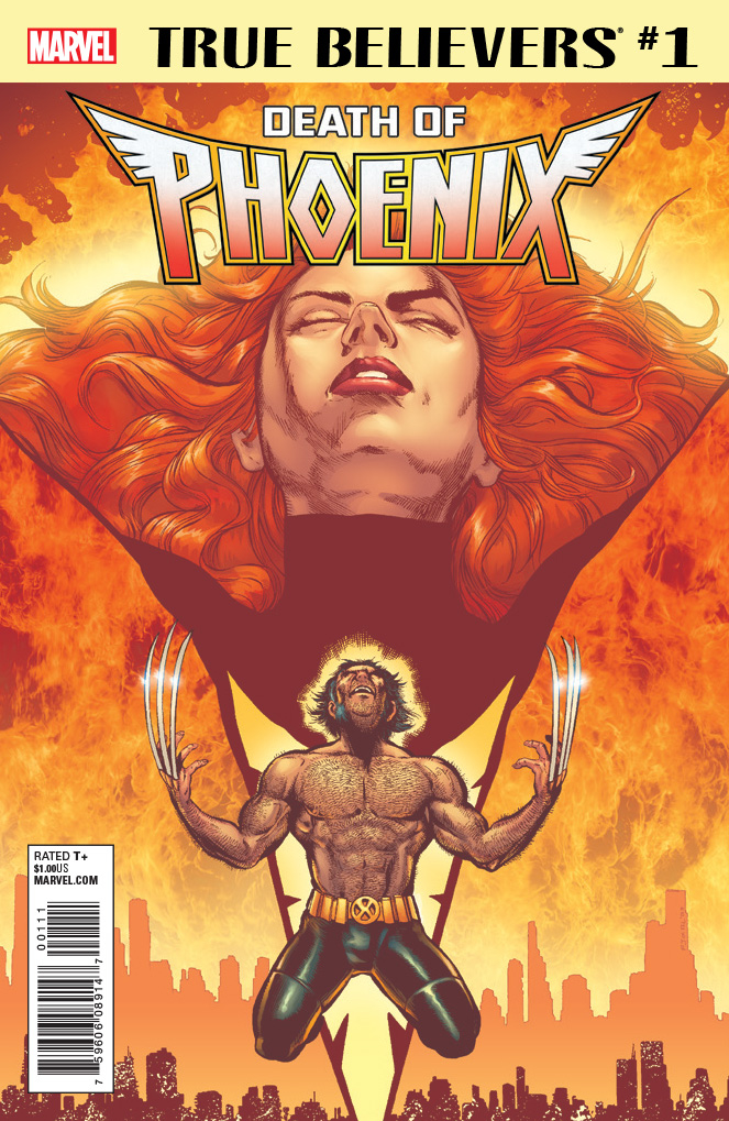 True Believers: Death of Phoenix Vol 1 1