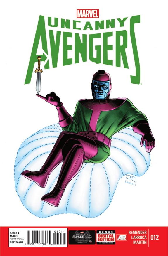 Uncanny Avengers Vol 1 12