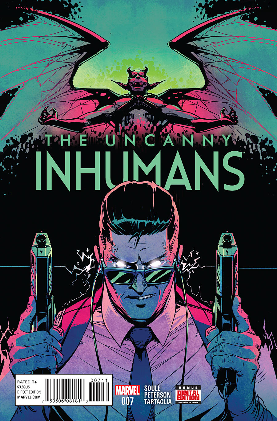 Uncanny Inhumans Vol 1 7