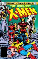 Uncanny X-Men Vol 1 155