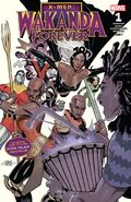 Wakanda Forever X-Men Vol 1 1
