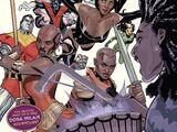 Wakanda Forever: X-Men Vol 1 1