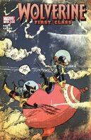 Wolverine First Class Vol 1 19