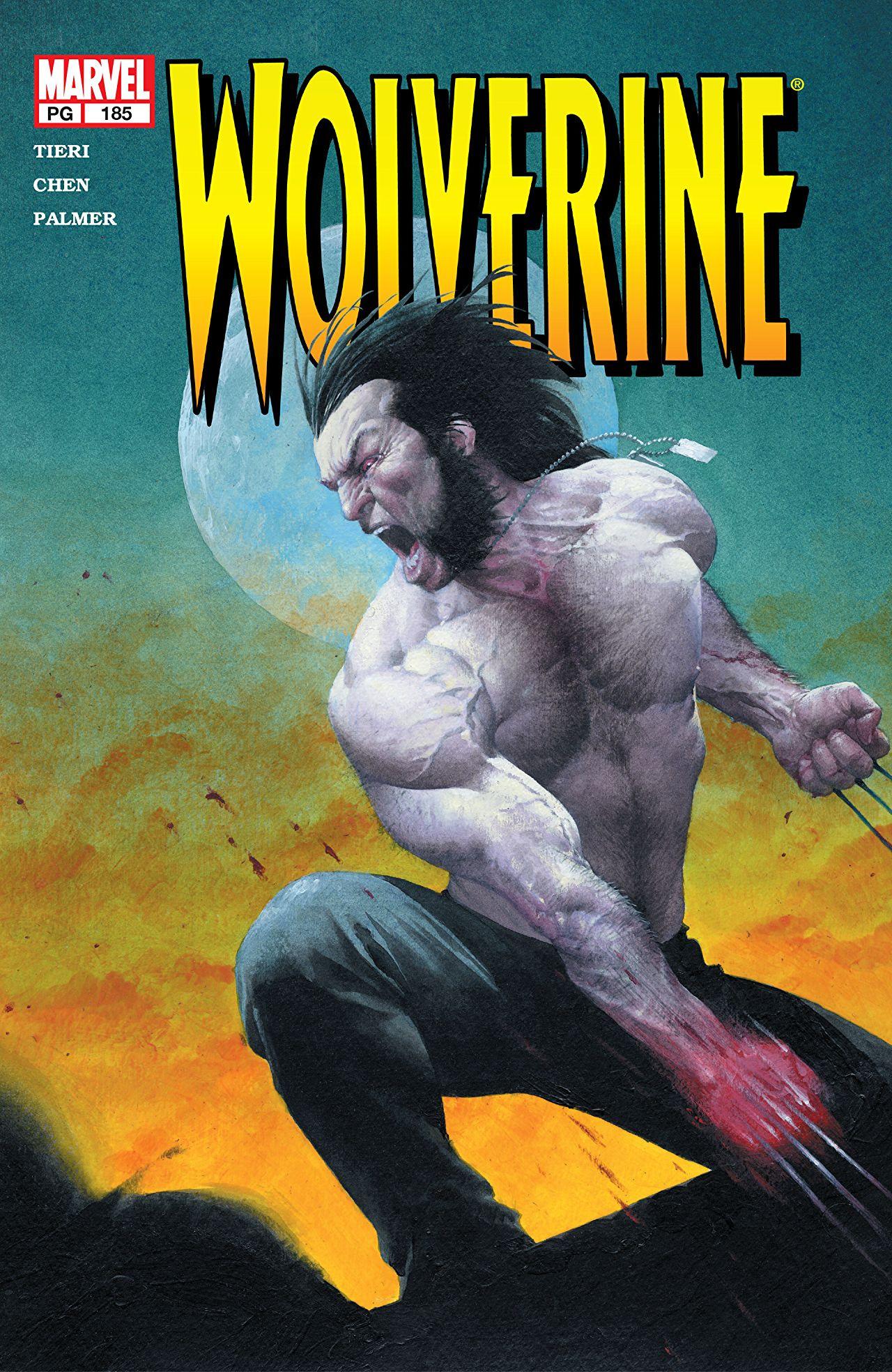 Wolverine Vol 2 185